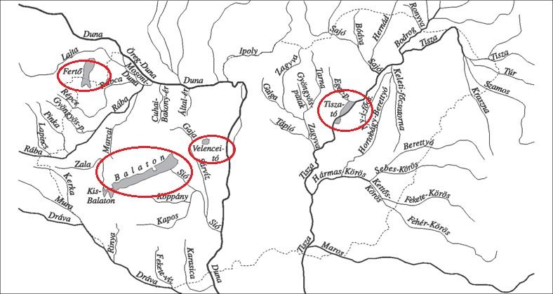 velencei tó magyarország térkép Magyarország tavai velencei tó magyarország térkép