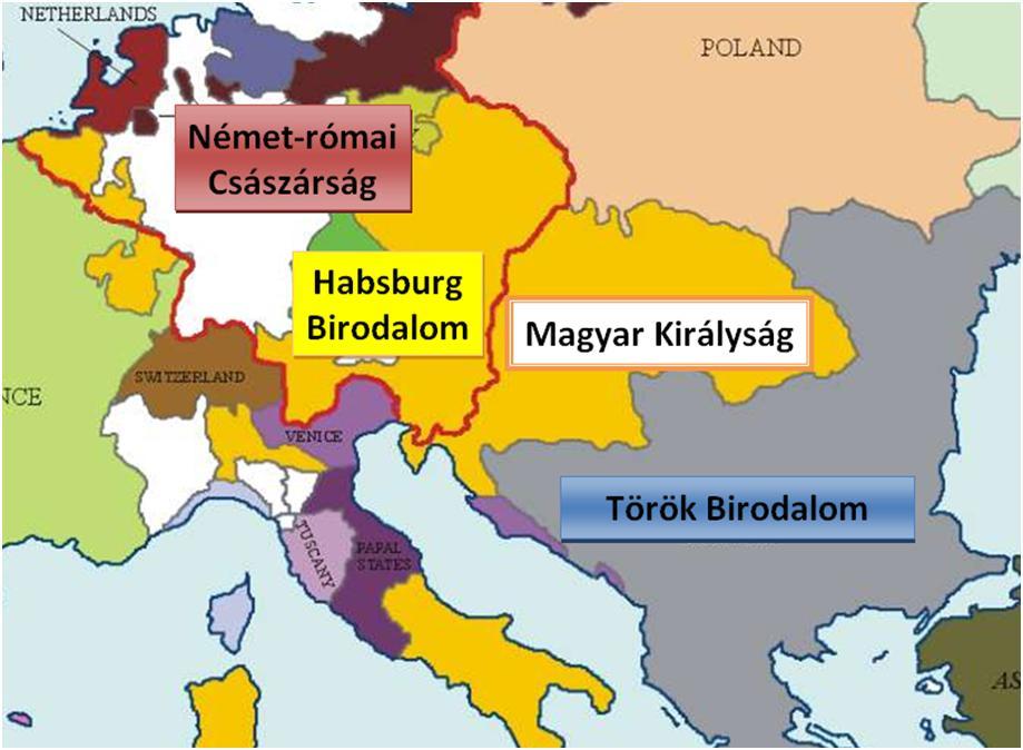 A Kozepkori Magyar Kiralysag Felbomlasa